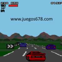 Juego Road Fighter