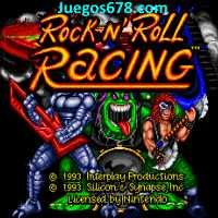 Rock Roll Racing
